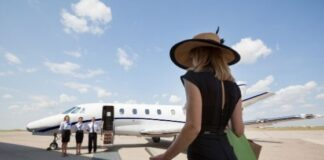 How Private Jet Charters Help Grow Your Business