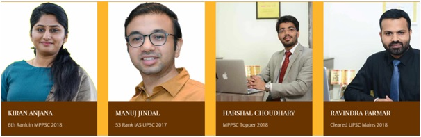 Learn from MPPSC-qualified candidates