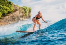 Surfing Locations in Maldives
