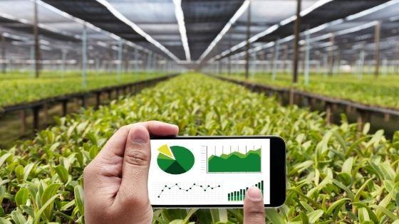 Farm Management Solution for Moving Agriculture to a Digital Platform