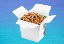 Get Customize Custom Noodle Boxes Wholesale at CustomBoxesZone