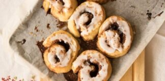 How to Bake Delicious Cinnamon Scrolls