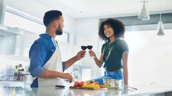 How to Enjoy a Date Night at Home on a Budget