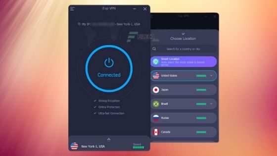Some Aspects to Consider When Choosing a VPN and Why you Should Deal with iTop VPN