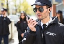 Types of Security Guard Services