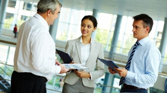 Work and Partner with Reliable Companies