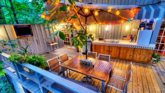 Benefits of a Patio