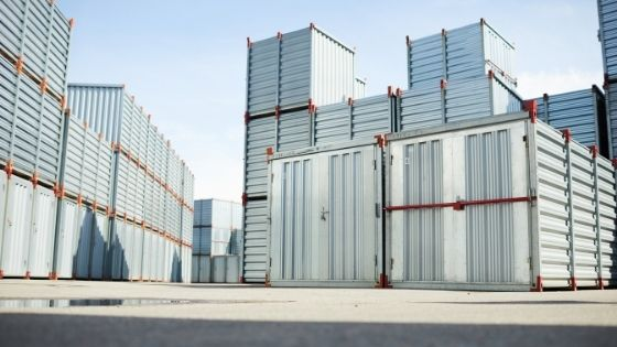 How to Set Up a Storage Container House