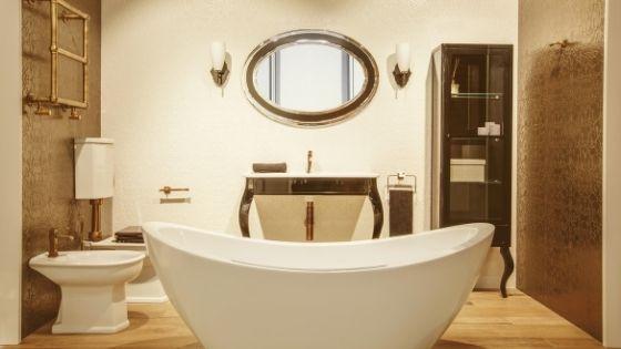 Ideas to Create a Contemporary Bathroom Interior
