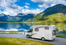 Living in Your Motorhome - Travel Advice