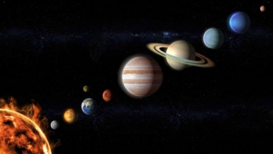 Teaching Children about the Solar System
