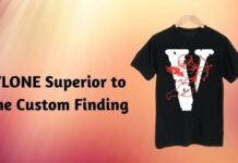 VLONE Superior to the Custom Finding