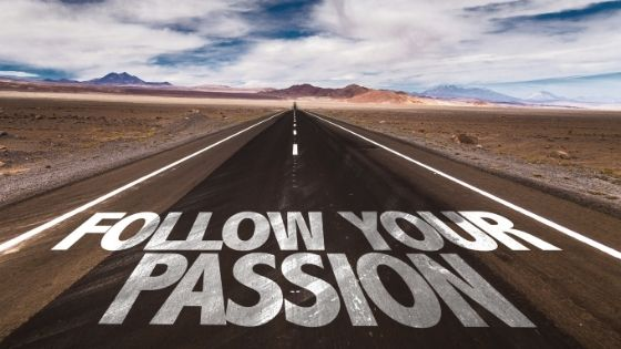 Identify Your Passion