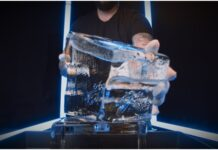 The Magic of a Party Ice Luge - 7 Unique and Instagram-Worthy Party Theme Ideas for 2021