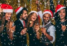 4 Tips For Planning The Perfect Office Christmas Party