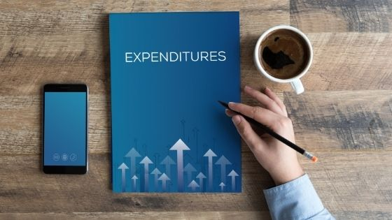 Reduce your expenditures