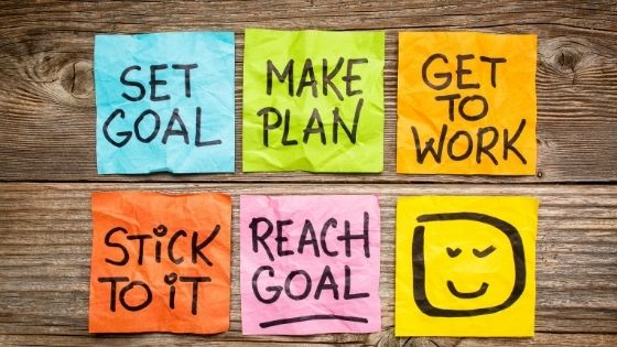 Set Goals for Yourself