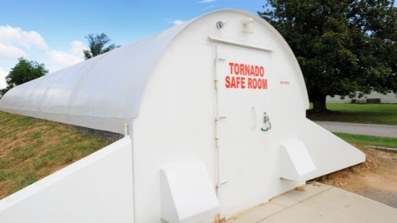 Tips for Setting a Tornado Safe Room Below Stairs